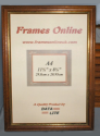 A4 Teak Wholesale  Photo Picture Frames